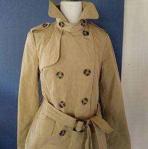 Forever 21 Short Trench Coat/Jacket